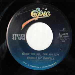 Ronnie McDowell - Rockin' You Easy, Lovin' You Slow / Worlds Most Perfect Woman Album